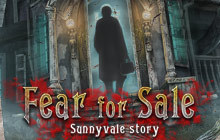 Fear for Sale: Sunnyvale Story Badge