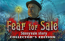Fear for Sale: Sunnyvale Story Collector's Edition Badge