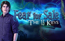 Fear For Sale: The 13 Keys Badge