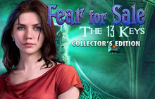 Fear For Sale: The 13 Keys Collector's Edition Badge