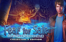 Fear For Sale: The Dusk Wanderer Collector's Edition Badge