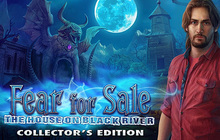 Fear for Sale: The House on Black River Collector's Edition Badge