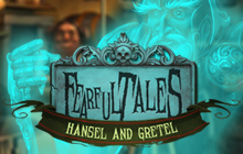 Fearful Tales: Hansel and Gretel Badge