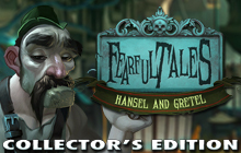 Fearful Tales: Hansel and Gretel Collector's Edition Badge