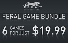 Feral Games Bundle Badge