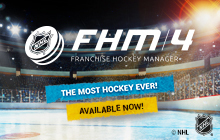 Franchise Hockey Manager 4 Badge