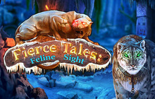 Fierce Tales: Feline Sight Badge