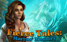 Fierce Tales: Marcus' Memory Badge