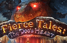 Fierce Tales: The Dog's Heart Collector's Edition Badge