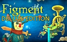Figment - Deluxe Edition Badge