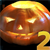 Fill and Cross Trick or Treat 2 Icon
