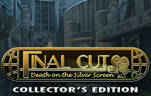 Final Cut: Death on the Silver Screen Collector's Edition Badge