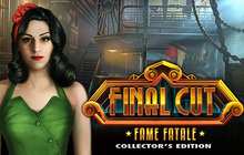 Final Cut: Fame Fatale Collector's Edition Badge