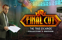 Final Cut: The True Escapade Collector's Edition Badge