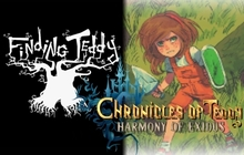 Finding Teddy + Chronicles of Teddy : Harmony of Exidus Bundle Badge
