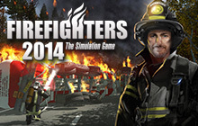 Firefighters 2014: The Simulation Game Badge
