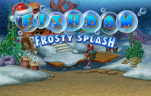 Fishdom - Frosty Splash Badge
