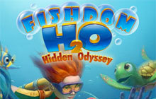 Fishdom H2O: Hidden Odyssey Badge