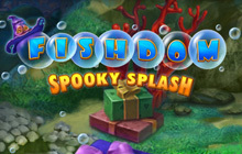 Fishdom: Spooky Splash Badge