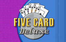 Five Card Deluxe Badge