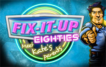 Fix-it-up 80's: Meet Kate's Parents Badge