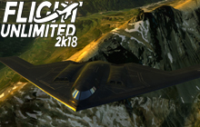 Flight Unlimited 2K18 Badge
