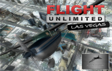 Flight Unlimited Las Vegas Badge