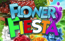 Flower Fiesta Badge