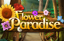 Flower Paradise Badge