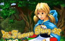 Flowers Story Badge