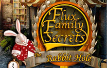 Flux Family Secrets 2: The Rabbit Hole Collector's Edition Badge