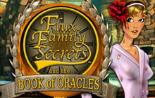 Flux Family Secrets: The Book of Oracles Badge