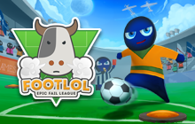 FootLOL: Epic Fail League Badge
