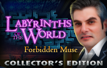 Labyrinths of the World: Forbidden Muse Collector's Edition Badge