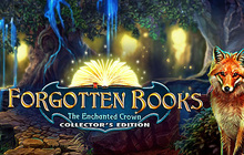 Forgotten Books: The Enchanted Crown Collector's Edition Badge