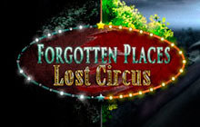 Forgotten Places - Lost Circus Badge