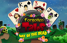 Forgotten Tales: Day of the Dead Badge