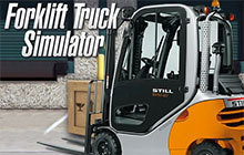Forklift Truck – The Simulation Badge
