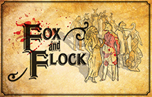 Fox & Flock Badge