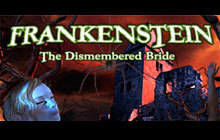 Frankenstein: The Dismembered Bride Badge