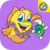 Freddi Fish 3: The Case of the Stolen Conch Shell Icon