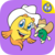 Freddi Fish 4: The Case of the Hogfish Rustlers of Briny Gulch Icon