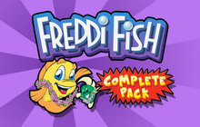 Freddi Fish Complete Pack Badge