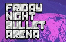 Friday Night Bullet Arena Badge