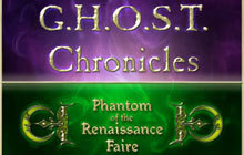 G.H.O.S.T. Chronicles Badge