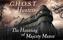 G.H.O.S.T. Hunters: The Haunting of Majesty Manor Badge
