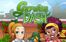Garden Dash Badge