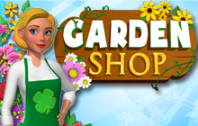 Garden Shop - Rush Hour! Badge