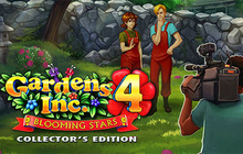 Gardens Inc. 4: Blooming Stars Collector's Edition Badge