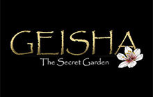 Geisha: The Secret Garden Badge